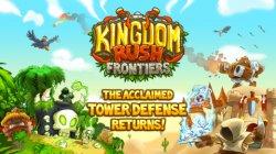 Kingdom Rush Frontiers für iPhone oder iPad jetzt kostenlos statt 4,99 Euro bei iTunes