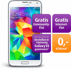 Komplett kostenlose Netzclub SIM-Karte mit 100MB + Community-Flat @Netclub