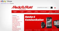 Media Markt und Saturn verkaufen jetzt bei Ebay