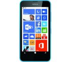 Nokia Lumia 630 11,43 cm (4,5 Zoll) Windows Phone in Cyan für 93,01 € (113,89 € Idealo) @Amazon