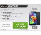 OTELO-Allnet-Flat XL (Vodafone-Netz) mit Samsung Galaxy S5 für nur 29,99 € im Monat @sparhandy