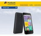 Postbank Girokonto eröffnen und als Prämie 100€ Gutschrift + Nokia Lumia 630 @ HUK-COBURG