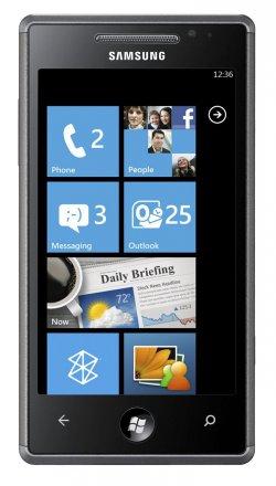Samsung Omnia 7 I8700 10,1 cm (4 Zoll) Windows Phone 7 schwarz für 149,90 € (199,90 € Idealo) @Meinpaket und Amazon