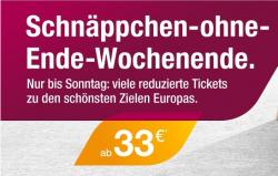 Schnäppchen-ohne-Ende-Wochenende @Germanwings z.B. Berlin-Tegel  Paris ab 33 € pro Flug