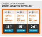 Simyo All in One Tarife: 3 Monate kostenlos ab 4,90€ mtl.