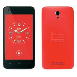 [B-Ware] Ice Phone Forever Dual-SIM Smartphone Farbe Pink oder Rot für 49€ inkl. Versand [idealo 140,95€]