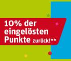 Bis 21.03. beim Eintausch von PAYBACK Punkten gegen REWE Einkaufsgutscheine 10% in PAYBACK Punkten zurück erhalten