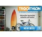 Bis Do. 19.03.2015 Online-Voranmeldung für den TROCATHLON 2015 (Marktplatz für gebrauchte Sportartikel bei DECATHLON)