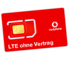Gratis-LTE-Simcard ohne Vertragslaufzeit (D2-Netz) @Lteprepaid