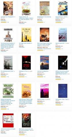 Heute 18 neue GRATIS eBooks. zB Die Bethlehem Verschwörung  – 5 Sterne