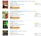 Hier sind die neuen Gratis-eBooks! zB. 50 vegane Rezepte oder Der Krimi ErbRache von Thomas Herzberg -Bewertung  4,5 Sterne