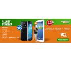 Klarmobil Allnet Starter Tarif + Samsung Galaxy S4 Mini + Samsung Galaxy Tab 3 für 9,95 € im Monat im Vodafone-Netz @Modeo