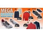 Mega Marken Spektakel: Bis zu 60% auf Markenklamotten + 5€ Gutschein @Plutosport