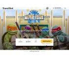 Movie Park Tagesticket am Eröffnungswochende für 22,20€ statt 37€ @Travelbird
