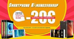 Smartphone-Räumungsverkauf +20€ Gutschein z.B. das LENOVO S860 MTK6582 statt 132,99€ nur noch 112,99€ inkl. Versand  [idealo 209,99€] @eFox
