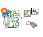 test.de und Finanztest Archiv-CD-ROMs 2013 und 2014 für 4,90€ statt 30,20€ im 3-Ausgaben-Finanztest Probeabo