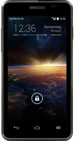 Vodafone Smart 4 turbo LTE (4,5 Zoll,1,2 GHz, Android 4.4) ab 68,95€ [ Idealo 77,90€ ] @ebay