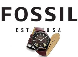 25% Rabatt auf das gesamte Sortiment [Uhren, Schmuck Sonnenbrillen] @Fossil.de