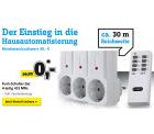 4-teiliges Funk-Schalter-Set für 0,- EUR statt 26,99 EUR bei conrad.de mit 49 EUR Mindesteinkaufswert