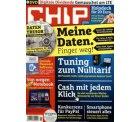 6 Ausagben CHIP mit DVD – Halbjahresabo für rechnerisch 5,00 € @Burda Direct