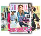 6 Monate Zeitschriftenabo (26 Ausgaben) GRAZIA für 4,95 EUR statt 70,20 EUR