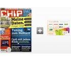 Chip Halbjahresabo für effektiv 5€ dank 25€ Gutscheinprämie