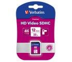 Verbatim SDHC Video HD 32GB Class 6 für 5,49 € (12,90 € Idealo) @verbatim.de