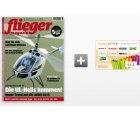 12 Ausgaben fliegermagazin für effektiv nur 4,60€ durch 65€ Gutscheinprämie