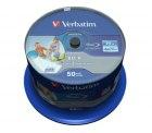 50 Stück VERBATIM BD-R 25GB 6x HTL Type Printable in Spindel für 26,80 € (37,75 € Idealo) eBay