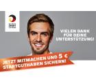 5€ Gutschein für Deutsche Sport Lotterie