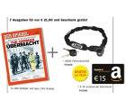 """7 Ausgaben """"Der Spiegel"""" für effektiv nur 6€ mit 15€ Amazon Gutschein!"""