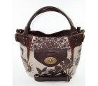 Desigual Mvbee Printed Raffia Handtasche 51X51M4 6064 für 39,50 € [ Idealo 79,00 € ] @eBay