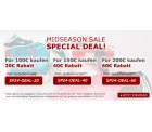 MIDSEASON SALE: SP24.com bis zu 60,00 € Rabatt bis zum 10.05. gültig