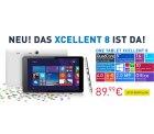 One Tablet Xcellent 8 für 89,99€ oder One Tablet Xcellent 10 für 169,99€ @One.de