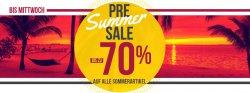 Bis zu 70% Rabatt im Summer Sale (über 3000 Artikel) + 5 € Gutschein @Hoodboyz z.B. T-Shirts ab 3,54 €