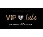 C&A: VIP-Sale mit bis zu 50 Prozent Rabatt