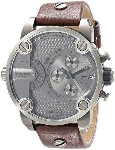 Diesel Herrren Armbanduhr Baby Daddy DZ7258 für 99,00 € VSKfrei [ Idealo 177,29 € ] @ Amazon