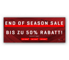 END OF SEASON SALE bis zu 50% Rabatt + 10€ Gutschein @Puma