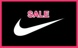 Nike: Mit Gutschein 20 Prozent Rabatt auf reduzierte Ware (nur heute)