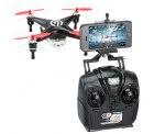 NINETEC Spyforce1 Video Drohne mit Live Übertragung auf Smartphone (IOS und Android) für 69,99 € (99,99 € Idealo) @eBay