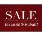 Sale mit bis zu 50% Rabatt + 20% Extra-Rabatt durch Gutscheincode @ Trendfabrik