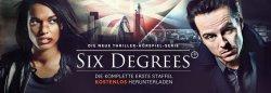 Six Degrees – Wege der Verschwörung @Audible gratis (Normalpreis: 19,95€)