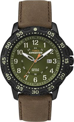 Timex T49996 Expedition Rugged Resin Herrenuhr für 29,90 € (46,24 € Idealo) @Allyouneed