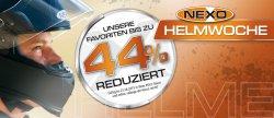 Viele Motorradhelme bis zu 44% reduziert @polo-motorrad.de & offline