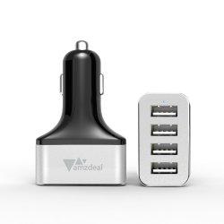 amzdeal 4 Port USB Kfz Ladegerät mit Gutscheincode für 9,99 € @Amazon
