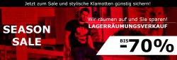 Area2buy.de: Lagerräumungsverkauf mit bis zu 70 Prozent Rabatt auf coole Streetwear Klamotten
