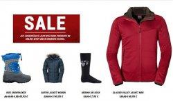 Jack-Wolfskin.de Sale mit bis zu 50% Rabatt auf ausgewählte Artikel + 10€ Gutscheincode