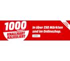 Mediamarkt: 1000 Produkte knallhart reduziert z.B. SAMSUNG microSDHC 32 GB Class 10 EVO + Adapter für 10 Euro