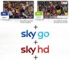 SKY Komplettpaket für 35,99 € mtl. (statt 49,99 € bei SKY) @brands4friends