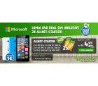Top Deals bei Modeo : z.b 2 x Klarmobil Allnet Starter + Nokia Lumia 640 Dual Sim für 2 x 4,95 € mtl.